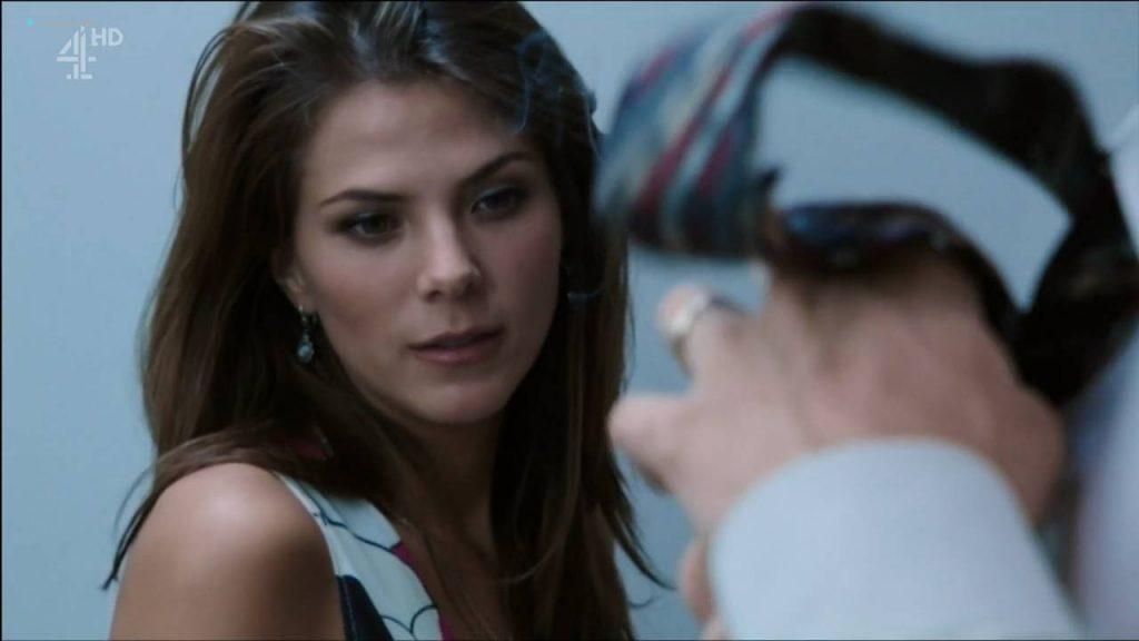 Margarita Muñoz nude topless and sex - Sr. Ávila (ES-2013) s1e1 HDTV 720p (3)