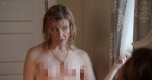 Maria Bamford nude full frontal, bush, boobs and butt - Lady Dynamite (2016) s1e1 HD 720p Web (5)