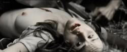 Michelle Dockery nude topless - Godless (2017) S1 HD 1080p Web (9)