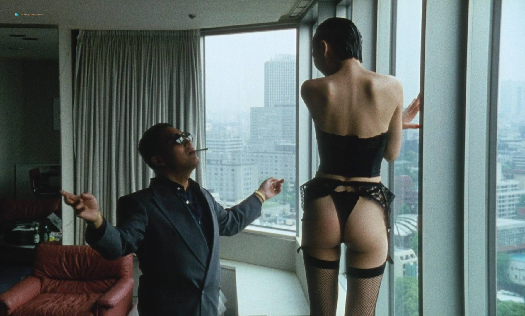 Miho Nikaido Nude Bondage And Sex Sayoko Amano And Nami -9428