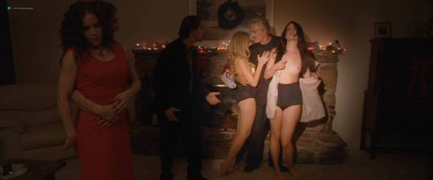 Nataliya Joy Prieto nude topless Jess Webb and Shayla Beesley nude too - Spreading Darkness (2017) HD 1080p (5)