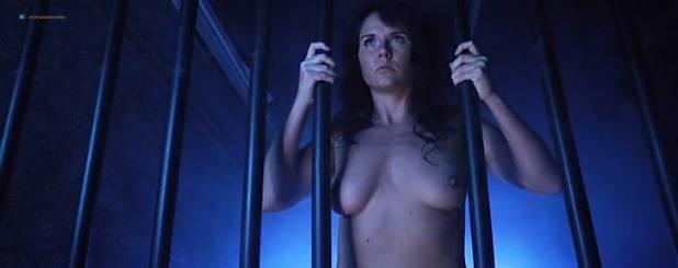 Raven Lee nude full frontal and Charlene Marie nude bush- Hellriser (UK-2017) (9)