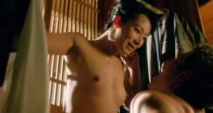 Yoko Shimada nude and sex Julie Condra hot - Crying Freeman (1995) HD 1080p BluRay (3)
