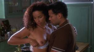 Zehra Leverman nude sex Rae Dawn Chong nude sex too - Protector (1998) HD 720p WEB (12)