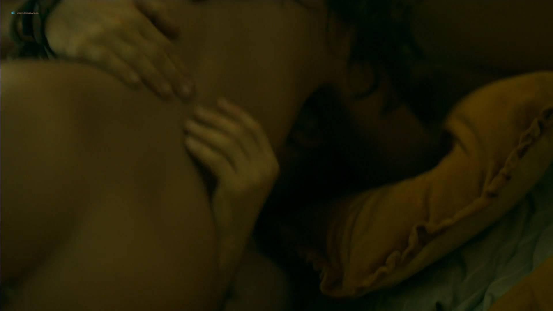 Zsofia Tarjanyi nude topless and sex - Strike Back s06e01 (2017) HD 1080p (6)