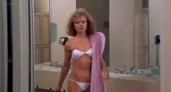 Barbara Crampton nude topless Kathleen Kinmont topless and Sheree J. Wilson - Fraternity Vacation (1985) (6)