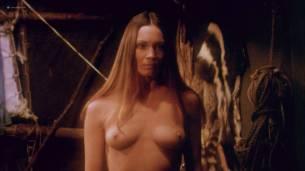 Barbara Leigh nude topless and Phyllis Davis nude butt and boobs - Terminal Island (1973) HD 1080p BluRay (11)