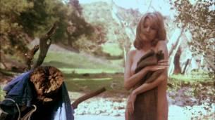 Barbara Leigh nude topless and Phyllis Davis nude butt and boobs - Terminal Island (1973) HD 1080p BluRay (5)