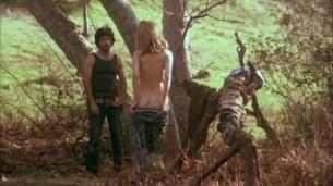 Barbara Leigh nude topless and Phyllis Davis nude butt and boobs - Terminal Island (1973) HD 1080p BluRay (4)