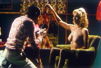 Barbara Vickovic nude topless Matija Prskalo and Lana Jergovic nude too - Kraljica noci (KR-2001) (5)