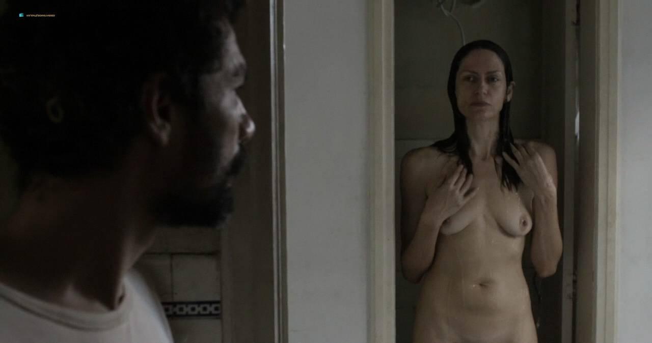 Clara Choveaux nude full frontal explicit bj - Elon Nao Acredita na Morte (BR-2016) HD 720p WEB (13)