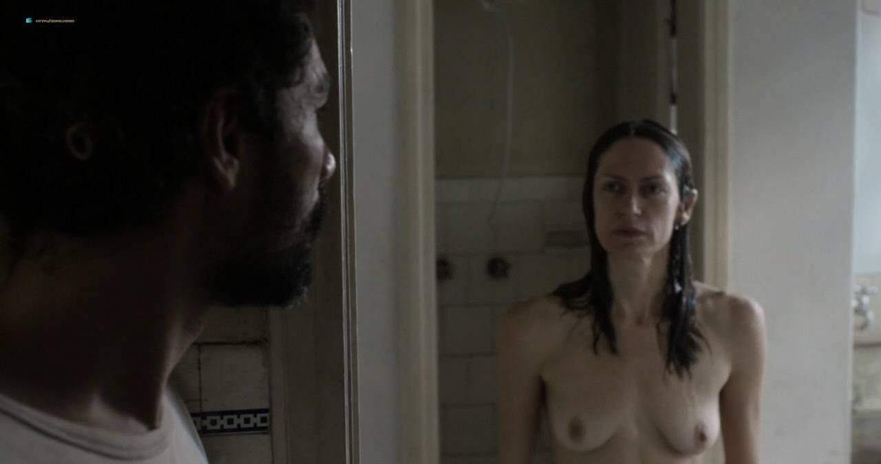 Clara Choveaux nude full frontal explicit bj - Elon Nao Acredita na Morte (BR-2016) HD 720p WEB (12)
