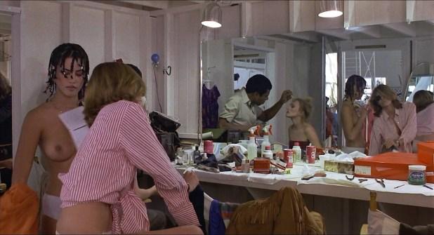 Darlanne Fluegel nude topless Lisa Taylor and Rita Tellone nude topless too - Eyes of Laura Mars (1978) HD 1080p BluRay (8)