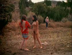 Debbie Osborne nude full frontal Wendy Winders and others nude bush too - Tobacco Roody (1970) (16)