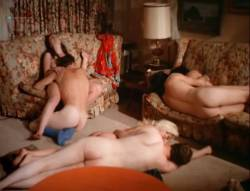 Debbie Osborne nude full frontal Wendy Winders and others nude bush too - Tobacco Roody (1970) (2)