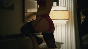 Elizabeth Reaser nude sex Lindsay Burdge and Karley Sciortino nude sex too - Easy (2017) s2e-1-3 HD 1080p (8)