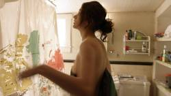 Emmy Rossum nude topless and hot in lingerie - Shameless (2017) s8e8 HD 1080p Web (17)
