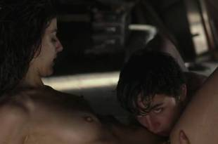 Esther Garrel nude topless and sex – Call Me by Your Name (IT-2017) scr