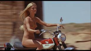 Gilda Texter nude butt and boobs Victoria Medlin and Cherie Foster briefly nude - Vanishing Point (1971) HD 1080p BluRay