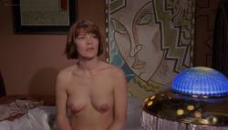 Glenda Jackson nude topless and sex Sharon Gurney, Jennie Linden nude topless and butt - Women in Love (UK-1969) HD 1080p BluRay (10)
