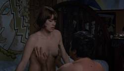 Glenda Jackson nude topless and sex Sharon Gurney, Jennie Linden nude topless and butt - Women in Love (UK-1969) HD 1080p BluRay (8)