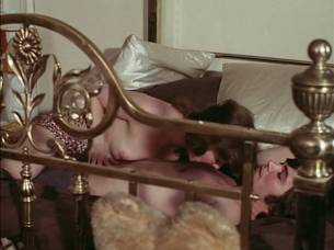 Glory Annen nude butt and boobs and Sally Faulkner topless lesbian - Prey (UK-1978) (7)