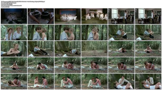 Greta Scacchi nude and Désirée Nosbusch nude topless - Good Morning, Babylon (IT-1987) (1)