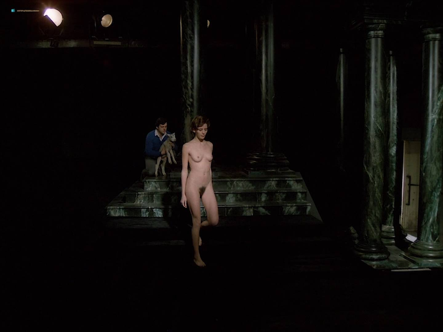 Isabelle Huppert nude Myriem Roussel nude full frontal others nude too - Passion (FR-1982) HD 1080p BluRay (5)