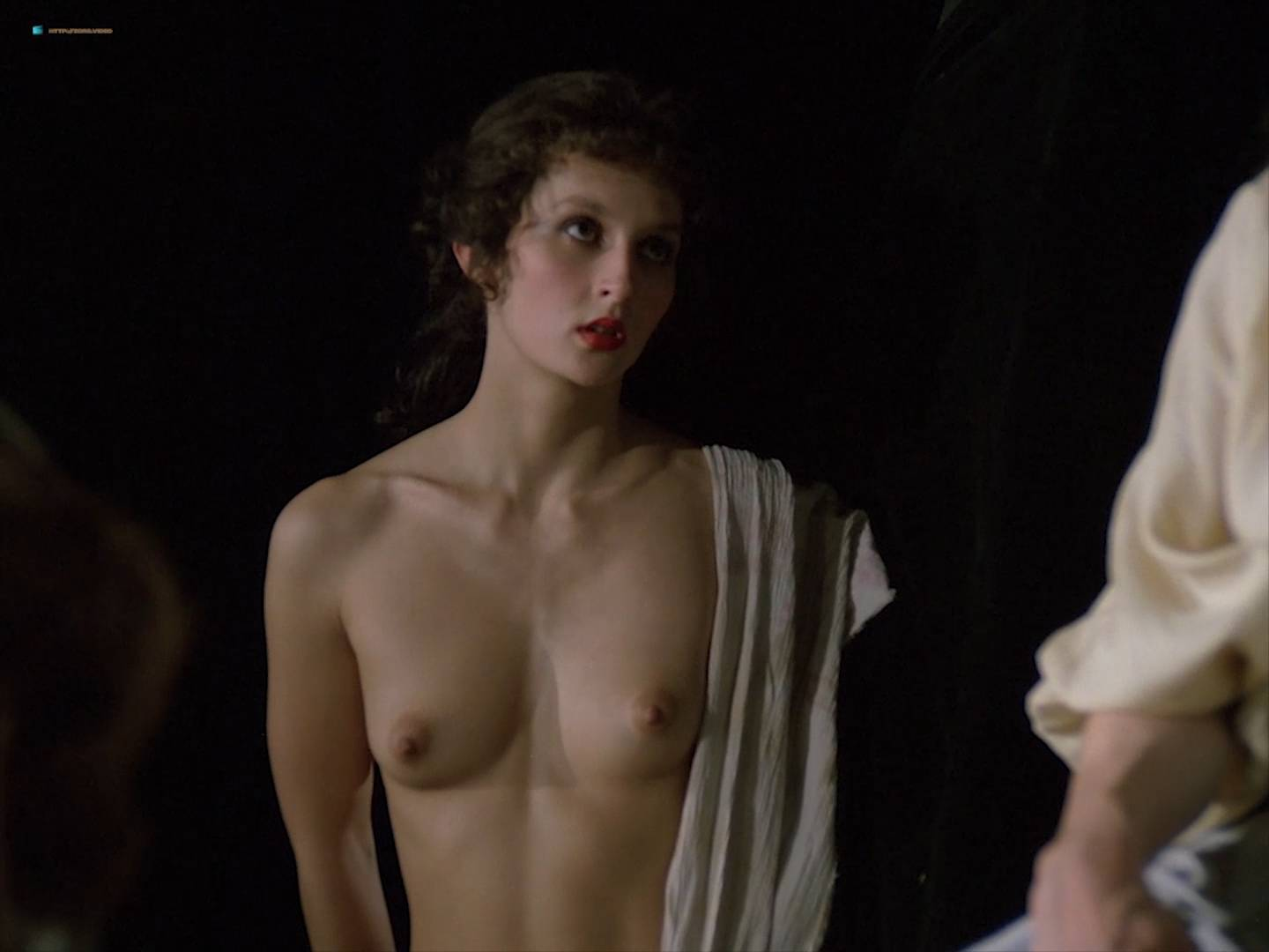 Isabelle Huppert nude Myriem Roussel nude full frontal others nude too - Passion (FR-1982) HD 1080p BluRay (3)