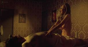 Jennifer Dale nude topless and Belinda Montgomery hot - Stone Cold Dead (1979) HD 720p BluRay (7)