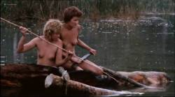 Jeune Pritchard nude full frontal Nell Campbell and other nude bush - Journey Among Women (AU-1977) (10)