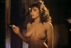Kathleen Kinmont nude topless Toni Lee busty nude Laura Burkett nude in shower - Rush Week (1989) (8)