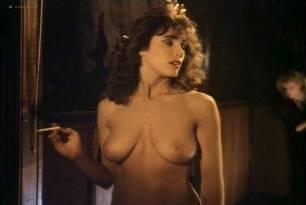 Kathleen Kinmont nude topless Toni Lee busty nude Laura Burkett nude in shower - Rush Week (1989)