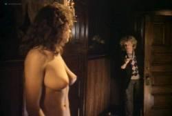 Kathleen Kinmont nude topless Toni Lee busty nude Laura Burkett nude in shower - Rush Week (1989) (5)