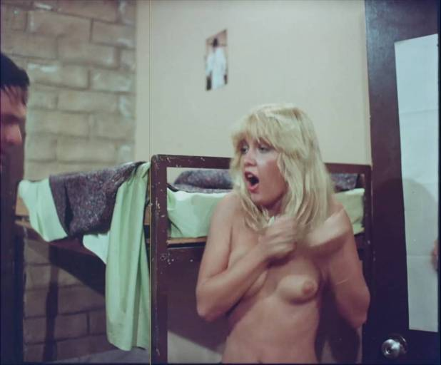Linnea Quigley nude topless Jacqueline Giroux nude topless and bush lot of sex others nude - Summer Camp (1979) HD 1080p (12)
