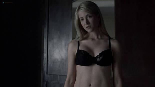Lori Heuring nude side boob and sexy unaccredited nude topless bondage - True Blue (2001) HD 1080p Web (4)