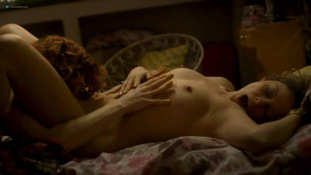 Maria Bopp nude and lot of sex Stella Rabello and Li Borges nude sex too - Me Chama De Bruna (BR-2017) s2e6-7 HD 720p (19)