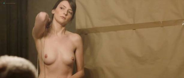 Marina Gera nude full frontal Nóra Hörich nude sex bondage - Free Fall (HU-2014) (16)