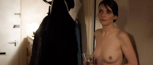 Marina Gera nude full frontal Nóra Hörich nude sex bondage - Free Fall (HU-2014) (4)
