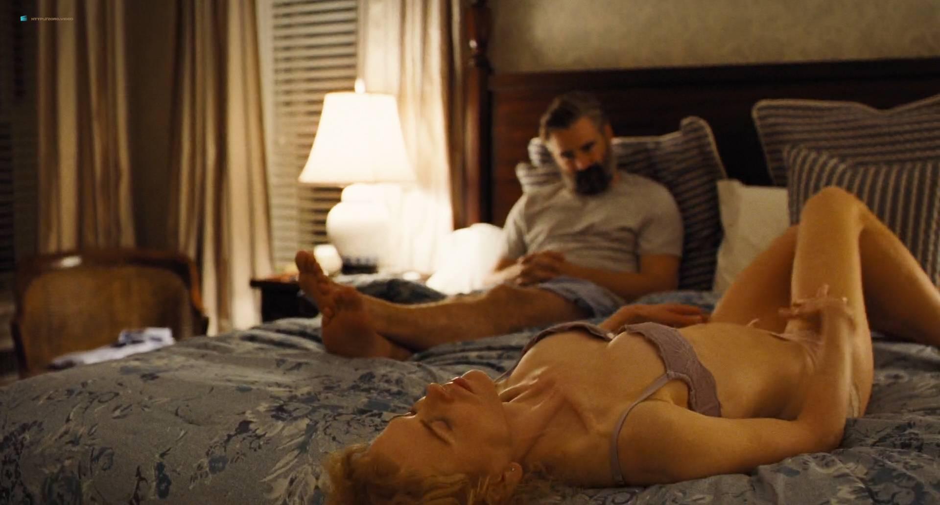 Nicole Kidman nude bush and boobs - The Killing of a Sacred Deer (2017) HD 1080p (14)