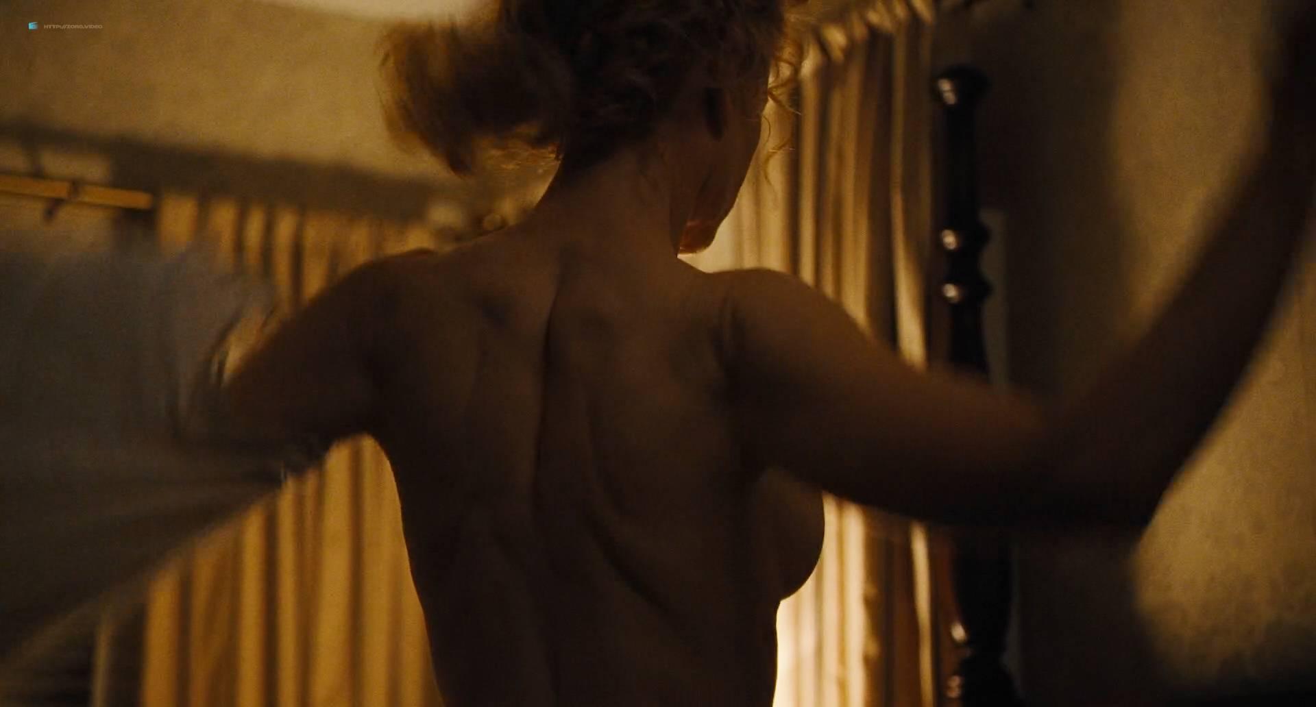 Nicole Kidman nude bush and boobs - The Killing of a Sacred Deer (2017) HD 1080p (6)