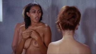 Pam Grier nude topless Judith Brown, Brooke Mills and other all nude - The Big Doll House (1971) HD 1080p BluRay