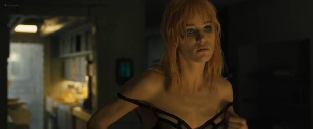 Sallie Harmsen nude topless and butt Ana de Armas nude topless Mackenzie Davis hot - Blade Runner 2049 (2017) HD 1080p Web-DL (8)