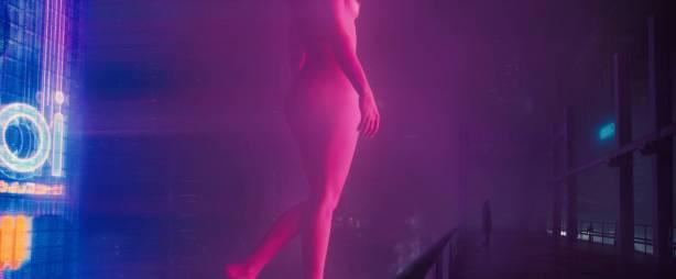 Sallie Harmsen nude topless and butt Ana de Armas nude topless Mackenzie Davis hot - Blade Runner 2049 (2017) HD 1080p Web-DL (7)