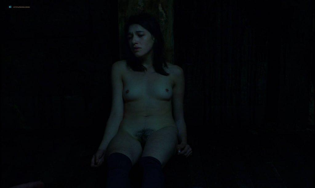 Simone Bucio nude bush and Ruth Ramos nude bush and sex - The Untamed (MX-2016) HD 1080p BluRay (14)