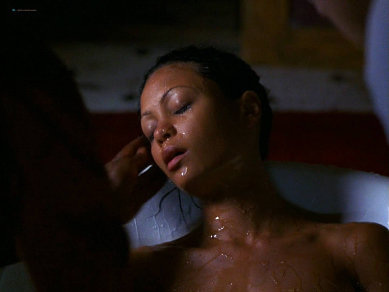 Thandie Newton Nude Westworld