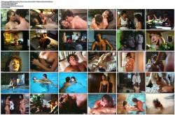 Vanessa Alves nude full frontal Helena Ramos and Alvamar Taddei nude bush - Volúpia de Mulher (BR-1984) (1)