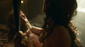 Annabel Scholey nude topless and sex - Britannia (UK-2017) s1e1 HD 720-1080p (12)