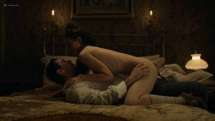 Dakota Fanning hot and sexy Emanuela Postacchini hot and some sex - The Alienist (2018) s1e1 HD 1080p Web