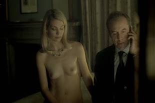 Helen Kennedy nude topless and butt Melissa George hot bra panties – Hunted (2012) s1e1 HD 1080p Web